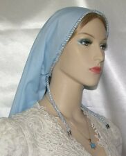 Tichel Scarves Headcovering Head Cover Women Batiste Cotton Hair Scarf Headwrap
