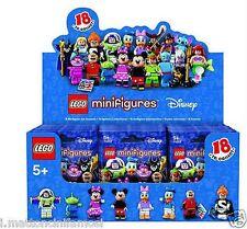Lego Minifigures Serie Disney, 71012 Sigillato 60 Buste - 60-Booster Box