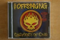 The Offspring  ‎– Conspiracy Of One   (Box C568)