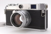 """EXC+++++"" Canon L2 Rangefinder Film Camera w/ 50mm f1.8 lens L39 From Japan"