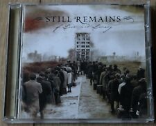Still Remains - Of Love and Lunacy (2005) - Brand New CD - In Wrappers