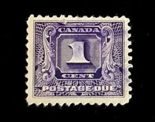 1930 Canada 1c Postage Due Stamp J6!