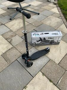MICRO MAXI SCOOTER used black great condition