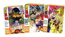 Dragon Ball Z All 13 Complete Film DVD Series Collection Set DBZ Anime Lot Show