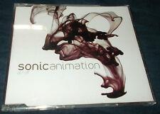 SONIC ANIMATION GET UP CD SINGLE VGC