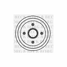 Borg & Beck Front Brake Drum Genuine OE Quality Replacement