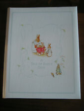 Peter Rabbit Memory Keepsake Picture Baby Book by Gibson