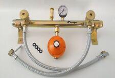 Centralina Gas Eurogas due bombole Gpl con regolatore 4 kg