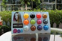 Beauty Gaga Temporary Hair Colour 3 Second Coloring Rub Many Colours In Seconds