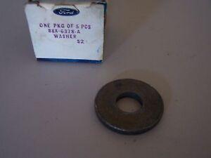 NOS FORD MUSTANG BOSS  302, 71 boss 351 C CRANKSHAFT WASHER  B8A-6378-A