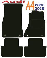 Audi A4 Tailored car mats ** Deluxe Quality ** 2015 2014 2013 2012 2011 2010 200