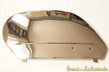 VESPA Seitendeckel - CHROM / Links - PK 50-125 XL XL2 - Seitenhaube Motorhaube