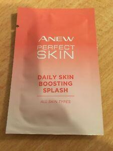1 x Sealed Sample Of Avon Anew Perfect Skin VARIOUS FREE UK P&P