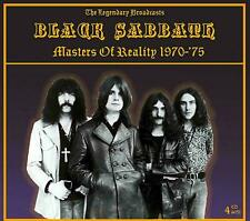 BLACK SABBATH : 4 legendary Live 1970 - 1975 RARE EDITION CD !