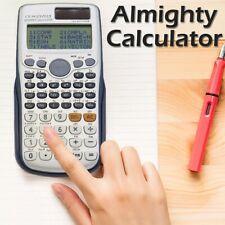 FX-991es Plus scientific Calculator Power With 417 Functions Dual Power