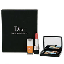 Dior Makeup Gift Set Nail Polish Lipstick Eyeshadow Palette