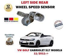 per VW VOLKSWAGEN GOLF 517 Cabrio 2011- > NUOVO POSTERIORE LATO SINISTRO