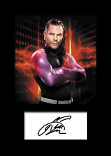 JEFF HARDY #3 (WWE) Signed Photo A5 Mounted Print - FREE DELIVERY