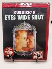 New listing Eyes Wide Shut [Unrated Edition] [Hd Dvd] Kubrick Cruise Kidman Rare Oop Sealed
