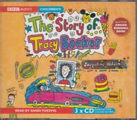 The Story of Tracy Beaker Jacqueline Wilson 3CD Audio Book Unabridged FASTPOST