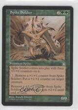 1998 Magic: The Gathering - Stronghold Booster Pack Base #NoN Spike Soldier 0b6