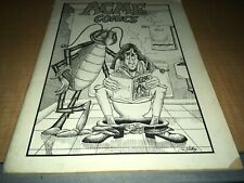 1974 ACME Comics Comic Book Fanzine