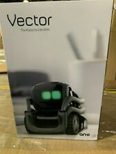 Anki - Vector Robot with Amazon Alexa Voice Assistant - Gray