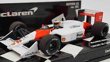 Minichamps 530884314 143 McLaren MP4/4 Fernando Alonso Circuit deCatalunya Model