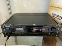 Pioneer CT-91a Stereo Cassette Deck  mit Holzwangen  TOP + OVP