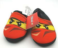Lego Ninjago Kinder Hausschuhe Pantoffel Pantoletten Feste Sohle NEU