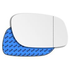 Right Driver Side Wide Angle Mirror Glass for Lincoln Town Car 1998-2011 670RAS
