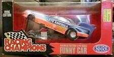 Western Auto  Racing Champions Premier edition 1/24 funny car 1996