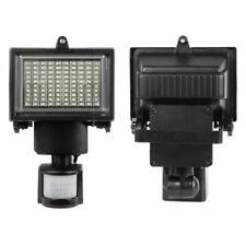 2x Solar Powered Motion Sensor Security Flood Light 100 LED Garden Lamp Outdoor