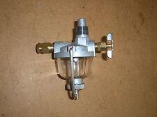 Sediment Fuel Bowl Assembly Fits Farmall A B 140 200 Super A Cub Oliver 21 35