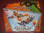 LEGO LEGENDS OF CHIMA SPEEDORZ Various available NEW each box includes cards