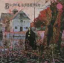 BLACK SABBATH - Black Sabbath (LP) (G/G+)