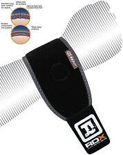 RDX Neoprene Silicon Wrist Brace Support Gym Weight Lifting Strap Bandage Wrap P