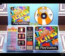 THE NEXT TETRIS - Jeu PlayStation - (PS1 Tbe) -