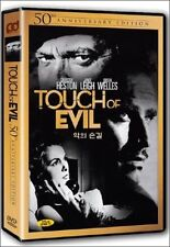 Touch of Evil (1958) 2 Disc Charlton Heston, Janet Leigh, Orson Welles