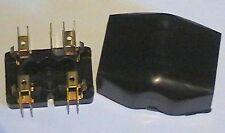 Caja de Fusible lleva Vidrio Fusibles Para Triumph Herald (948) Convertible 1959-1961 948 CC