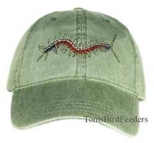 Centipede Embroidered Cotton Cap New