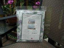 pfaltzgraff Grapevine 45L Tier Curtains,CottonBlend,Floral,FrenchCountry,Kitchen