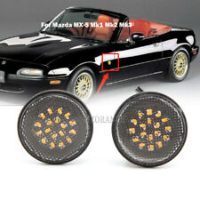 18 LED Side Marker Light For Mazda MX-5 Mk1 Mk2 Mk3 Turn Signal Repeater 89-2015