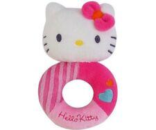 Jemini - Doudou Hochet Hello Kitty