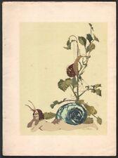 Henry Detouche. Les Péchés Capitaux. Vers 1900. Verhaeren, Henri de Régnier