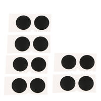 12Packs Black Button Case Rubber Feet Replacement Set for Apple Macbook Pro