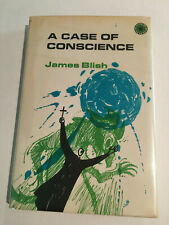 A CASE OF CONSCIENCE - JAMES BLISH - 1ST EDITION - 1958