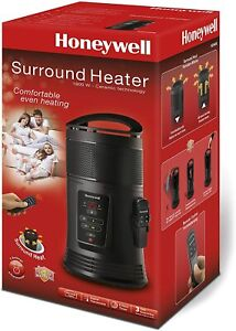 360 Degree Surround Heater with Remote Control and Intelligent Electronic Thermo