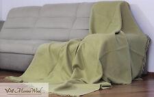 SALE Merino Wool Picnic Blanket / Throw 100% Wool Size BLANKET 160 x 200 cm  NEW