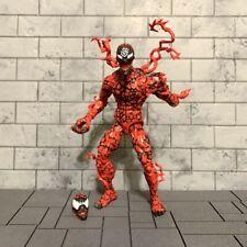 Marvel Legends Carnage from Spider-Man Maximum Venom line